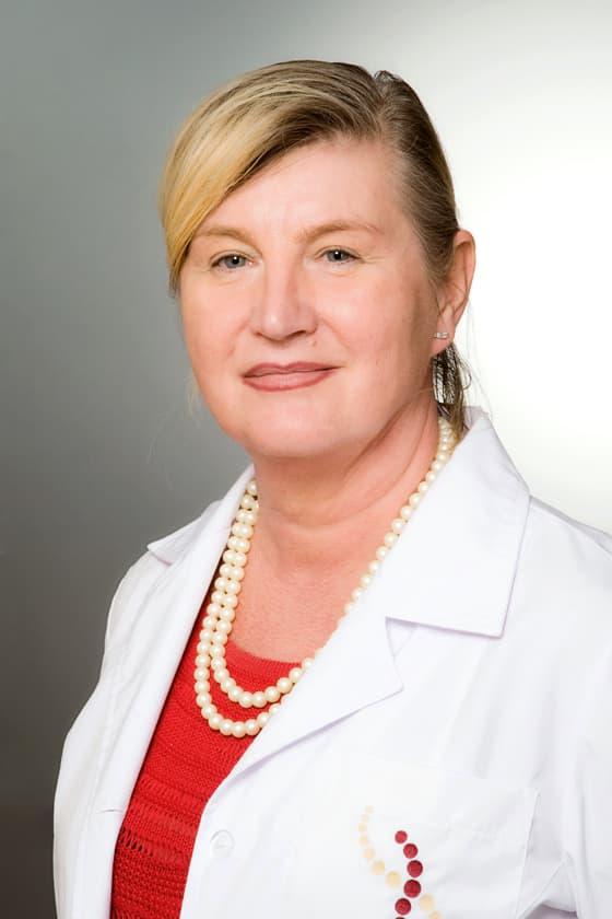 Prof. Dr. Liszkay Gabriella klinikai onkológus főorvos, melanoma konzulens